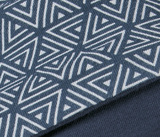 Ellen Wille - Accents - Ama - Color - Triangle Blue